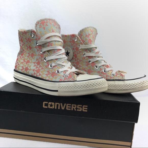 Allstar Womens Hightop Sneakers Size 6